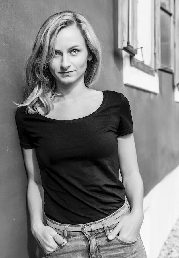 Portrait image of Anna Maria Busch